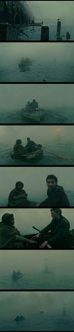 Cinematography from Children of men(2006) by Emmanuel Lubezki.