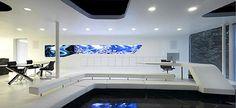 Futuristic Interior Design : An IT Entrepreneur's Home