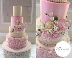 Well hand me my tasting fork and call me Prue as we reveal the nation's finest wedding cake designers. Wedding Cake Designs, Wedding Cakes, Pillar Candles, Cake Decorating, Table Decorations, Sugar Paste, Wedding Pie Table, Cake Wedding, Wedding Cake