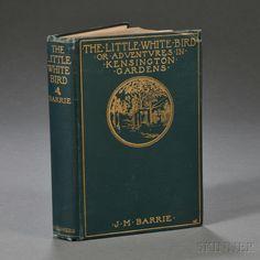 The Little White Bird book cover