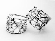 huesitos - anillo - ArteJoyas  #Joyatlan #JoyeríaMexicana