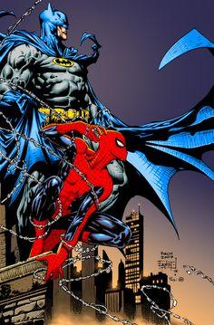 Batman/Spider-Man