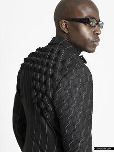 Menswear Fashion Collection // Ichiro Suzuki