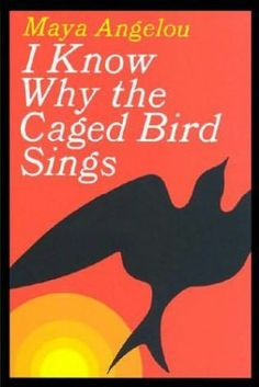 I Know Why the Caged Bird Sings - Maya Angelou & Oprah.: I Know Why the Caged Bird Sings - Maya Angelou & Oprah… The Words, Richard Branson, Random House, This Is A Book, The Book, Reading Lists, Book Lists, Reading Time, Reading Room