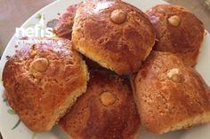 Nefis Babaanne Pastası Tarifi Fruit Biscuits, Biscuit Cookies, Biscuit Recipe, Fruit Cookies, Filled Cookies, Easy Sweets, Sweet Recipes, Cookie Recipes, Food To Make