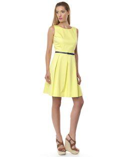 ΦΟΡΕΜΑΤΑ : Φόρεμα με πιέτεςΚωδικός: 10-060482-0 Product Code:10-060482-0 68,00 €