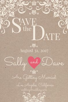 Postcard Wedding Invitation Templates From Graphicriver Page 9 Wedding Invitation Content, Pinterest Wedding Invitations, Postcard Wedding Invitation, Diy Wedding Invitations Templates, Wedding Invitation Card Design, Photo Invitations, Beautiful Wedding Invitations, Save The Date Invitations, Vintage Wedding Cards