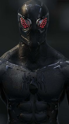Black Spider Man Artwork IPhone Wallpaper - IPhone Wallpapers
