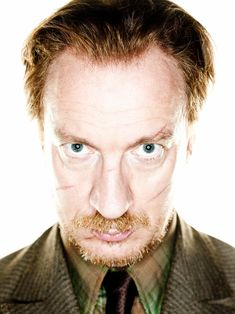 Remus Lupin, friend to James Potter, (Married to Sirius Black), 'married' to Tonks.
