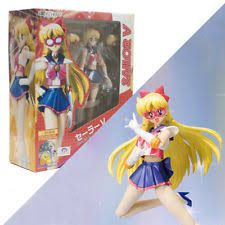 Image result for Sailor moon figurines