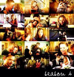 OTH season 6 collage