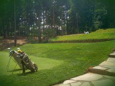 Caves Valley Golf Club - 12th tee