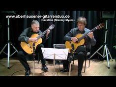 Oberhausener Gitarrenduo - Cavatina (Stanley Myers)
