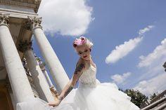 rockabilly bride http://weddingwonderland.it/2015/11/un-matrimonio-rockabilly.html