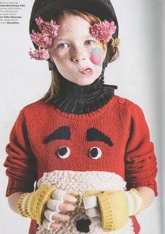 Stella McCartney kids : girls : sweater