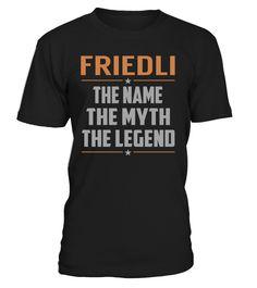 FRIEDLI - The Name - The Myth - The Legend #Friedli