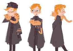 Hux and Millicent