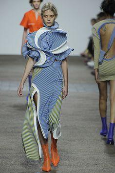 Fashion East: Richard Malone SS17 #LFW