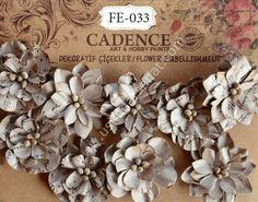 www.uskudarsanat.com Cadence-3D-Dekoratif-Cicekler-FE-033,PR-5401.html