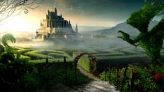 Fantasy World Wallpapers HD - HD Wallpapers 4 US