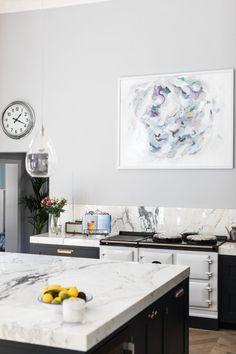 Kitchen Designed by Laura Butler-Madden in Dorset