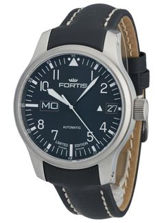 Fortis F-43 Big Day/Date Automatik -Limited Edition- 700.10.81 L.01