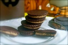 Refined sugar,dairy,and gluten free peanut butter cups