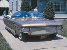 Kustom Kingdom: Ultimus - El Camino 1959 bubble top show custom
