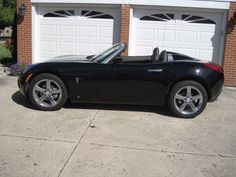 Make:  Pontiac Model:  Solstice Year:  2007 Body Style:  Convertible Exterior Color: Black Interior Color: Black Doors: Two Door Vehicle Condition: Excellent  For More Info Visit: http://UnitedCarExchange.com/a1/2007-Pontiac-Solstice-149215513304