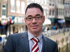 Gilbert Isabella, deputy mayor of Utrecht