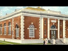 This video from the Fairmont Walking Tour features the history of Marion County Public Library System's Fairmont branch.