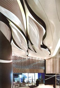 AgcDesign! Hk Cinema-Amazing Ceiling Design!