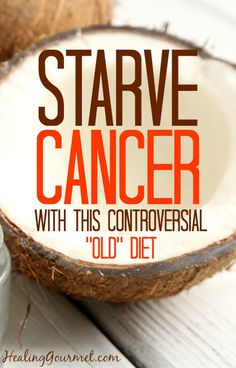Starve Cancer with a Ketogenic Diet