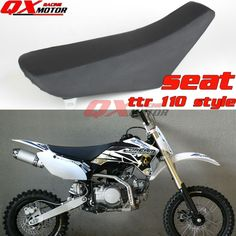 Crf70 Seat For Dirt Bike Pit Bike Use Motorcycle Seat Covers