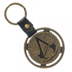 Give your keys character with this officially licensed Assassin's Creed Unity Keychain! Keychain features a metal Assassin's Creed Unity logo.