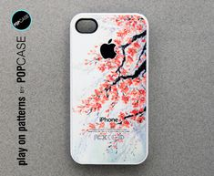 I love cherry blossom trees   http://www.etsy.com/listing/101657718/iphone-4s-case-iphone-4-case-iphone-5