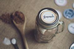 Mexican Hot Cocoa   Free Recipe & Tag printable + Gift DIY