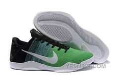Buy Nike Kobe 11 Green Black White Mens Basketball Shoes Christmas Deals from Reliable Nike Kobe 11 Green Black White Mens Basketball Shoes Christmas Deals suppliers.Find Quality Nike Kobe 11 Green Black White Mens Basketball Shoes Christmas Deals and mor Nike Shoe Store, Buy Nike Shoes, Nike Shoes Online, Discount Nike Shoes, New Jordans Shoes, Running Shoes Nike, Adidas Shoes, Air Jordans, Shopping