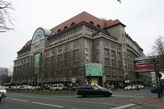 Ka Da We department store, Berlin, 2009