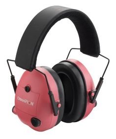 Mpow Noise Canceling Protect Ear Muff Boomstick Folding Safety for Kids Shooting