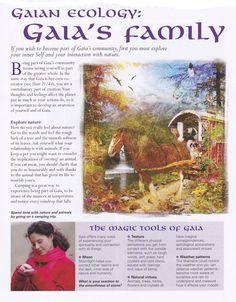 Mind, Body, Spirit Collection - Gaian Ecology Gaia's Family