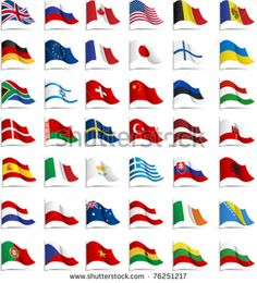Latin Countries Flags Game 92
