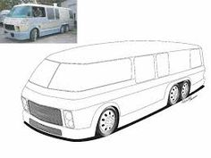 gmc motorhome graphics - Google Search
