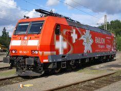 Railion Schweiz GmbH / DB Cargo, BR 185 142