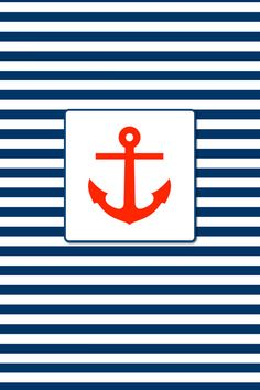 $4.95 Anchor Decorative Card (Ahoy, It's a boy, Baby, Shower, Decoration, Banner, nautical, Invite, navy, gray, red, black, accents, DIY, file)