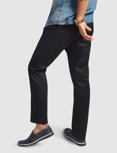 These regular fit chinos give you a smarter look for all occasions whether casual or formal. Our non-pleated pants feature 5 pockets, zip fly and a top button closure. These cotton chinos with keep you comfortable all year round. Mens Chino Pants, Denim Pants, Pleated Pants, Denim Outfit, Wholesale Clothing, Pocket, Fitness, Casual, Shopping