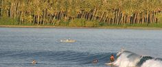 Sorake Beach, Nias Island - Indonesia