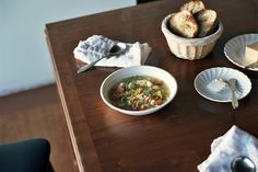 molly's vegetable and pearl barley soup (and her glorious photographs)