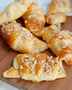 Sweet Recipes, Snack Recipes, Amish Recipes, Dutch Recipes, Tapas Dinner, Bistro Food, Brie, Snacks Für Party, Easy Cooking