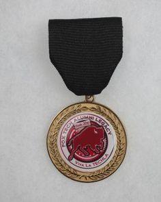 "Fox Tech Alumni Legacy ""Viva La Techla"" Fiesta Medal, $10, 210-415-2728. Photo: JUANITO M GARZA, By Juanito Garza, San Antonio Express-News / San Antonio Express-News"